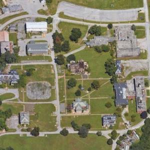 Abandoned Rosewood Center (Google Maps)