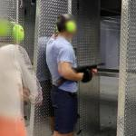 Person with a Gun that is Not Wearing a Uniform