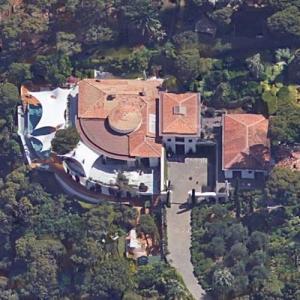 Victor Pinchuk's House (Google Maps)