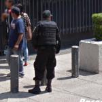 Person In Riot Gear (StreetView)