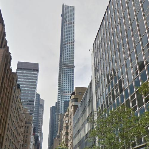 432 Park Avenue In New York NY Google Maps