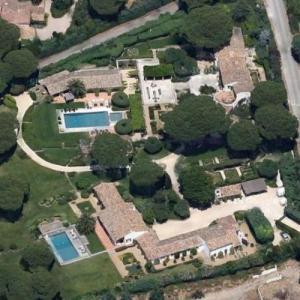 Norbert Dentressangle's House (Google Maps)