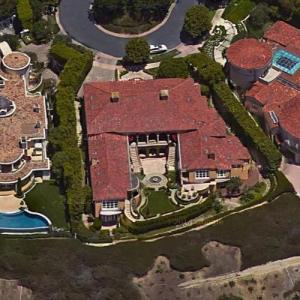 Mike Regalapian's House (Google Maps)