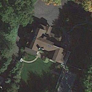 Bill Clinton's House (Google Maps)