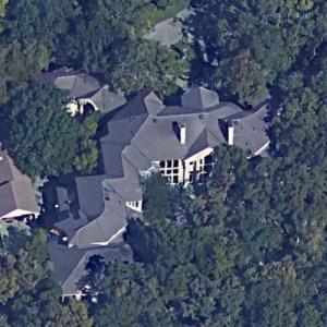 T. D. Jakes' House (Google Maps)