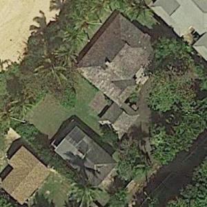 John John Florence's House (Google Maps)