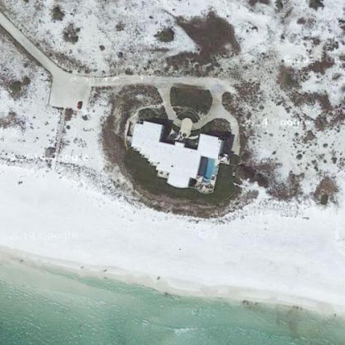 Jerry Jones' House In Santa Rosa Beach, FL (Google Maps) (#2