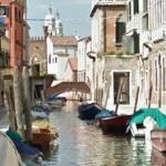 Venice canal (StreetView)