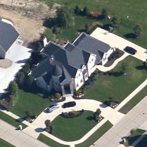 Kyrie Irving S House In Westlake Oh Google Maps 2