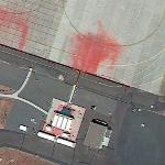 Forest Fire Retardant Refueling (Google Maps)