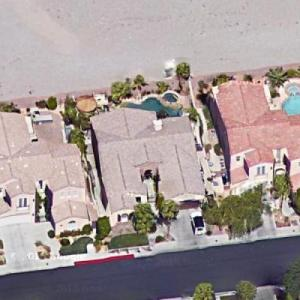 Scott & Amie Yancey's House (Google Maps)