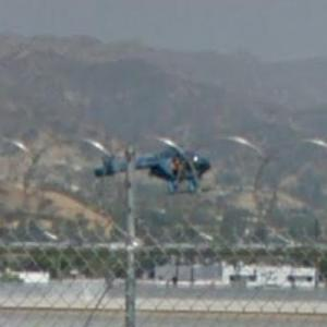 Burbank PD MD520 Helicopter (StreetView)
