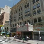 Thriller filming location (StreetView)