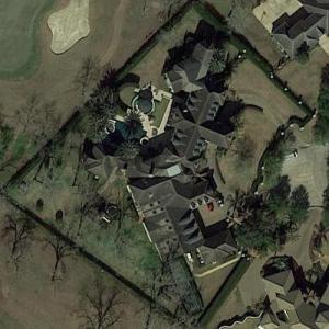 Tracy McGrady's House (Google Maps)