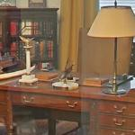Franklin D. Roosevelt's Private Study