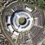 UK Government Communications Headquarters (GCHQ) (Google Maps)
