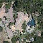 Jerry Garcia's House (former) (Google Maps)