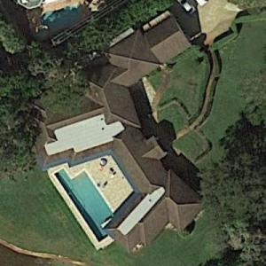 Photo: house/residence of the charming 18 million earning Jupiter, Florida-resident