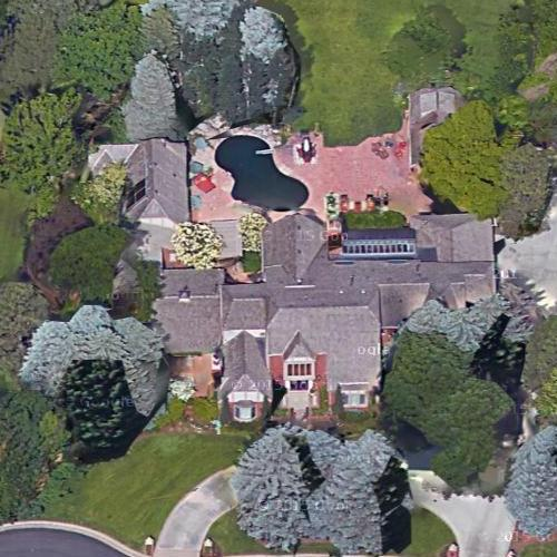 Colleges In Denver Colorado >> John Elway's House in Englewood, CO - Virtual Globetrotting
