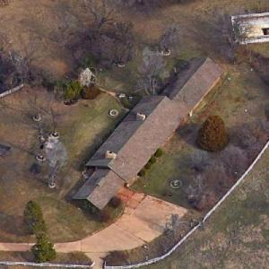 Garth Brooks' House (Former) (Google Maps)