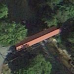 Coombs Covered Bridge (Google Maps)