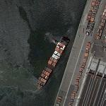 Tug Boat in Port