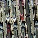 Eurostar & TGV Depot (Google Maps)