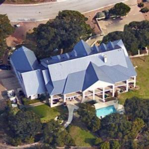 Gregg Popovich's House (Google Maps)