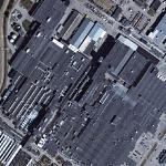Saab manufacturing plant (Google Maps)