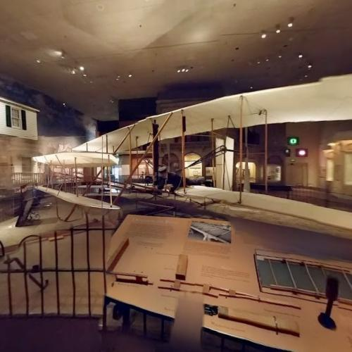 Wright Flyer I (StreetView)