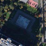Skate park Milan (Google Maps)