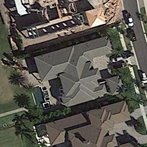 Dustin Johnson's House (Former) (Google Maps)