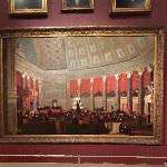 'The House of Representatives' by Samuel Finley Breese Morse (StreetView)