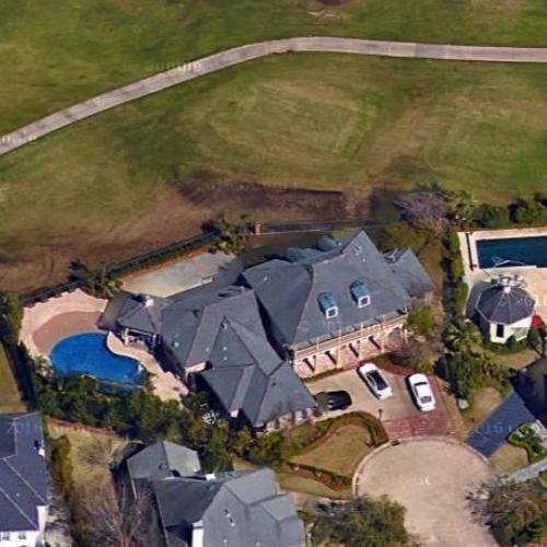 Anthony Davis House In Metairie La Google Maps