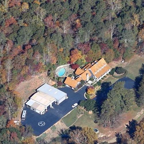 John Woodruff's House In Atlanta, GA (Google Maps