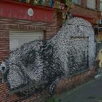 Graffiti in Doel