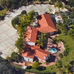 Adrian Beltre's House (Google Maps)