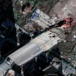 Wuhan Greenland Center under construction