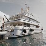 "S. Daniel Abraham's Yacht ""Netanya 8"""