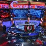 The Colbert Report Set (StreetView)