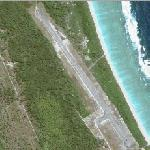 Agalega Airport (Google Maps)