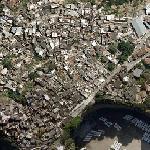 Morro da Providência (Google Maps)