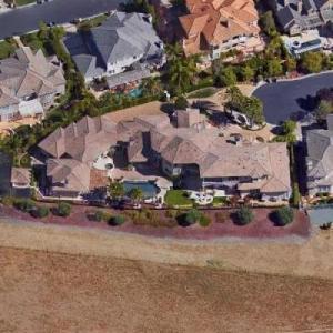 Gary Heidenreich's House (Google Maps)