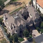 Geoff Thomas' House (Google Maps)