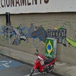 Graffiti in Rio de Janeiro (StreetView)