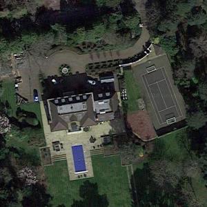 Liam Payne's House (Google Maps)