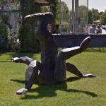 'Model for Big Sculpture II' by Dietrich Klinge (StreetView)