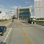 "Van bridge drop (""The Walking Dead"") (StreetView)"