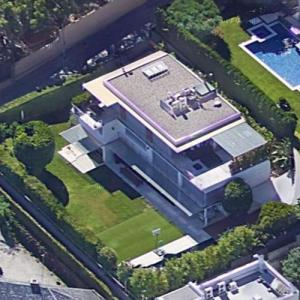 Neymar's House (Former) (Google Maps)