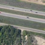 Michigan I-94 multiple-vehicle collision site